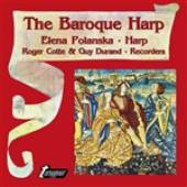 Polanska, Elena - Baroque Harp DB Cover Art