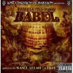 Babylon, Lost Children Of - Tower of Babel CD Cover Art