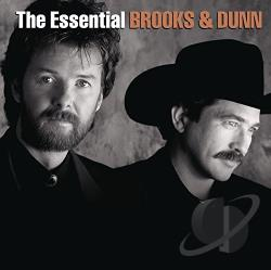 Brooks & Dunn - Essential CD Cover Art