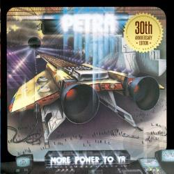 Petra - More Power to Ya: 30th Anniversary CD Cover Art