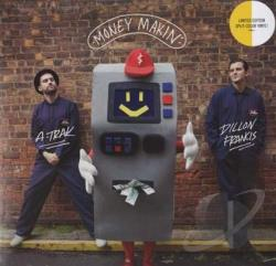 A-Trak / Brown, Danny / Juicy J - Monkey Makin/Piss Test LP Cover Art