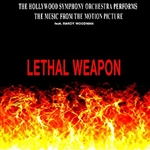Hollywood Symphony Orchetsra - Music From The Movie Lethal Weapon DB Cover Art