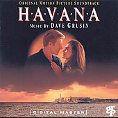 Grusin, Dave - Havana CD Cover Art