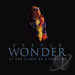 Wonder, Stevie - At the Close of a Century CD Cover Art