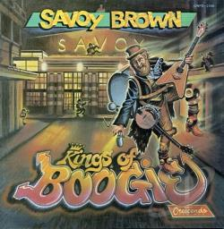 Savoy Brown - Kings of Boogie CD Cover Art