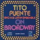 Puente, Tito - On Broadway CD Cover Art