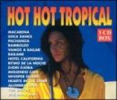 Hot Hot Tropical CD Cover Art