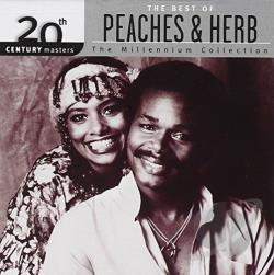Peaches & Herb - 20th Century Masters - The Millennium Collection: The Best of Peaches & Herb CD Cover Art