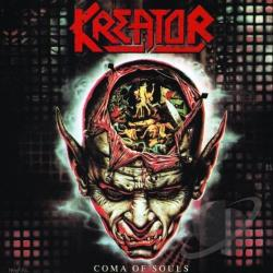 Kreator - Coma of Souls CD Cover Art