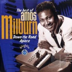 Milburn, Amos - Down The Road Apiece CD Cover Art