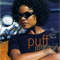 Johnson, Puff - All Over Your Face CD Cover Art