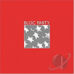 Bloc Party - Bloc Party CD Cover Art
