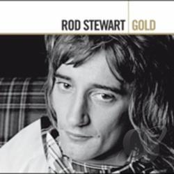 Stewart, Rod - Gold CD Cover Art