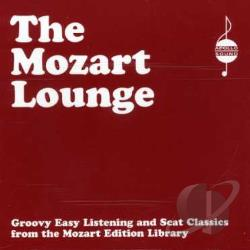Mozart Lounge 1 CD Cover Art