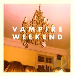 Vampire Weekend - Vampire Weekend CD Cover Art