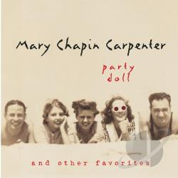 Carpenter, Mary-Chapin - Party Doll and Other Favorites CD Cover Art