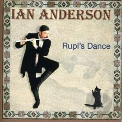 Anderson, Ian - Rupi's Dance CD Cover Art