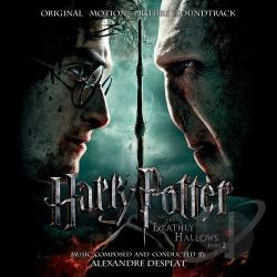 Desplat, Alexandre - Harry Potter And The Deathly Hallows - Part 2 DB Cover Art