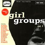 Today's Top Girl Groups Vol. 1 CD Cover Art