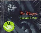 Whispers - Greatest Hits CD Cover Art