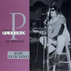 Feliciano, Jose - Serie Platino CD Cover Art