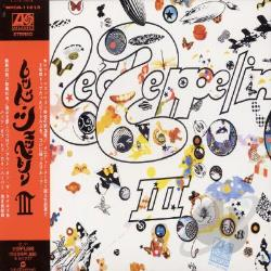 Led Zeppelin - Led Zeppelin III CD Cover Art