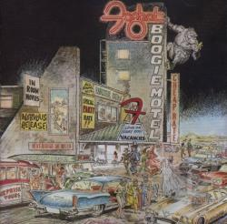 Foghat - Boogie Motel CD Cover Art