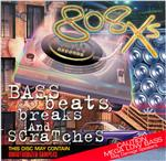 808xs - Bass Beats, Breaks and Scratches DB Cover Art