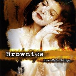 Brownies - Home Made Recipe CD Cover Art