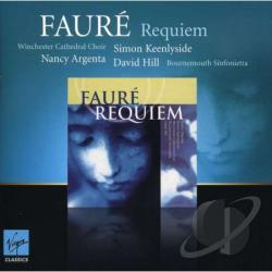 Faure: Requiem - Cantique De Jean Racine - Faure: Requiem CD Cover Art