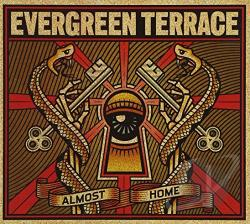 Evergreen Terrace - Almost Home CD Cover Art