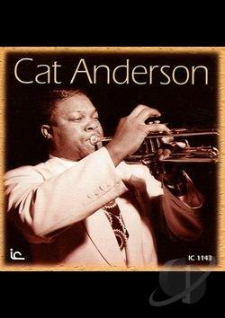 Anderson, Cat - Cat Anderson CD Cover Art