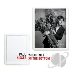 McCartney, Paul - Kisses on the Bottom LP Cover Art