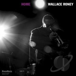 Roney, Wallace - Home CD Cover Art
