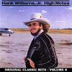 Williams, Hank, Jr. - High Notes CD Cover Art