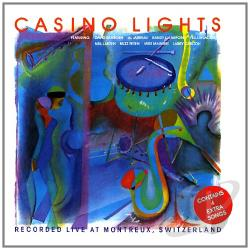 Casino Lights: Recorded Live at Montreux, Switzerland CD Cover Art