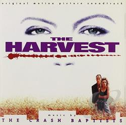 Harvest CD Cover Art