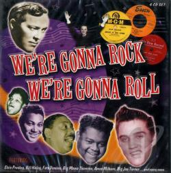 We're Gonna Rock: We're Gonna Roll CD Cover Art