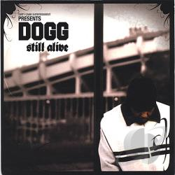 Dirty Game Entertainment - Still Alive CD Cover Art