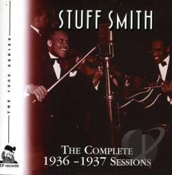 Smith, Stuff - Complete 1936-1937 Sessions CD Cover Art