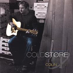 Clyne, Colin - Songs From The Cold Store CD Cover Art