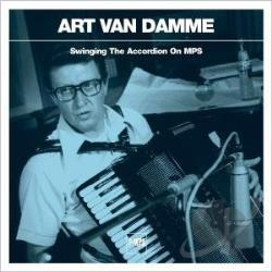 Van Dammeart - Swinging The Accordion O CD Cover Art
