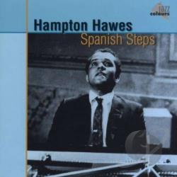 Hawes, Hampton - Spanish Steps CD Cover Art