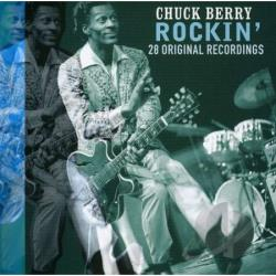 Berry, Chuck - Rockin-28 Original Recordings CD Cover Art
