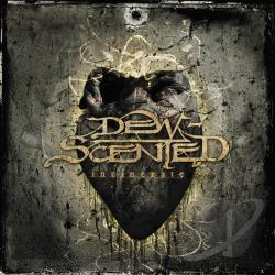 Dew-Scented - Incinerate CD Cover Art