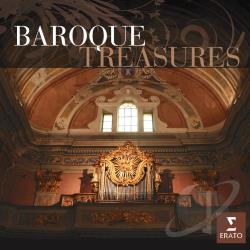 Baroque Treasures CD Cover Art