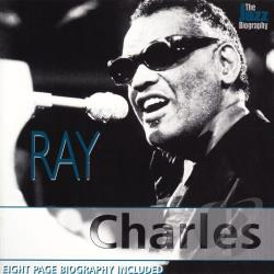 Charles, Ray - Jazz Biography CD Cover Art