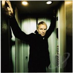 Sting - Brand New Day CD Cover Art