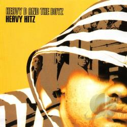 Heavy D & The Boyz - Heavy Hitz CD Cover Art
