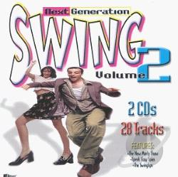 Next Generation of Swing, Vol. 2 CD Cover Art